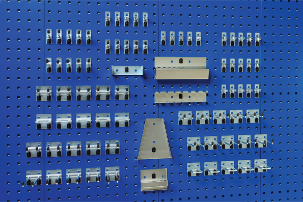 Peg Board Perfo Board Hooks Shadowboard_SKU-11557_14031416