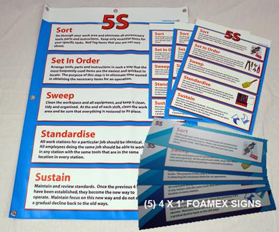 5S Awareness Kit - GOLD_SKU-9412