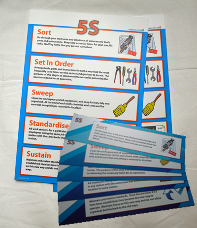 5S Awareness Kit - SILVER_SKU-9435