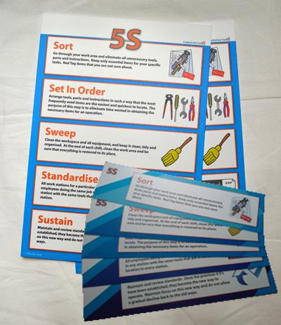 5S Awareness Kit - SILVER_SKU-9435