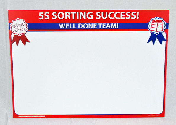 5S Sorting Event Recognition Board_SKU-9561
