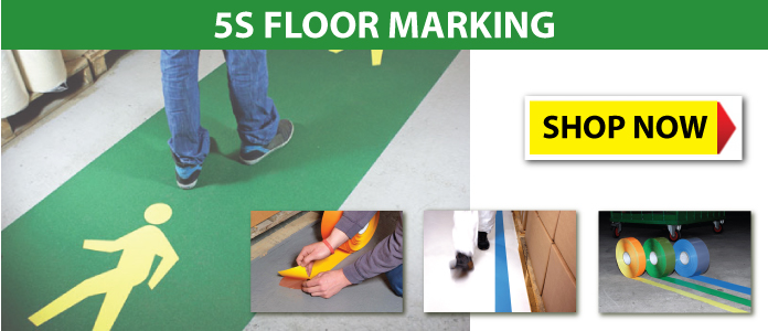 5s Floor Marking - Carpet Vidalondon