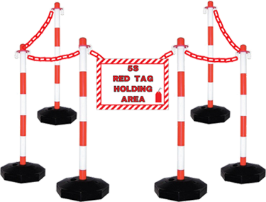 Red Tag Area
