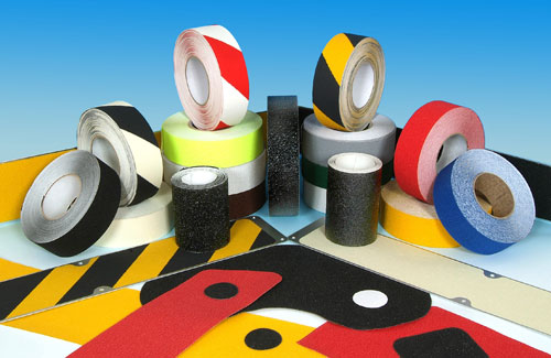 Anti Slip Floor Tape - Standard Grit SKU-7956