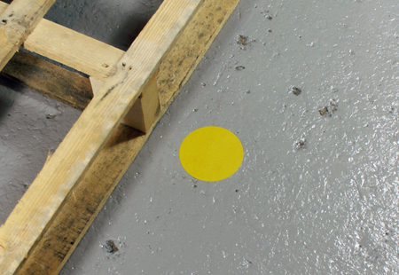 Pallet Markers - Dots (Qty 50) _SKU-7525