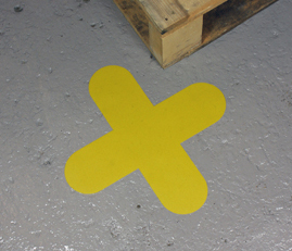 X Pallet Markers (Qty 10)_SKU-7436