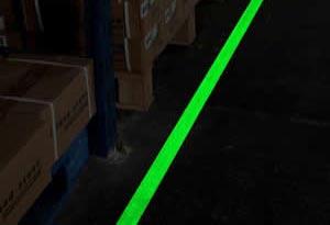 Glow in the Dark Floor Tape_SKU-7941