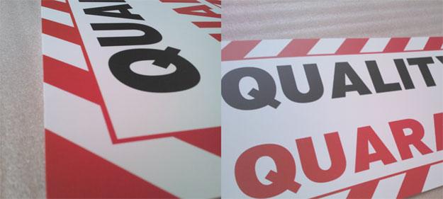 QC-Quarantine-Sign