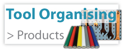 5S Tool Organising Shadow Board Outline